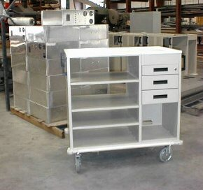 Cart for Medical Equipment